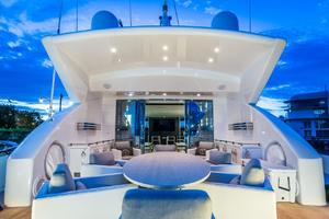 is a Tecnomar 120 Yacht For Sale in Miami--28