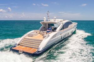 is a Tecnomar 120 Yacht For Sale in Miami--2