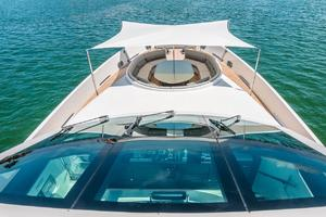 is a Tecnomar 120 Yacht For Sale in Miami--58