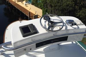 52' Buddy Davis Express 2006 Tower helm