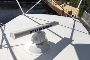 52' Buddy Davis Express 2006 Radar