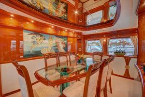 87' Johnson Raised Pilothouse My 2003