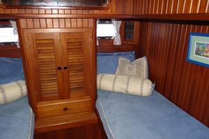 45' Hans Christian Independence Trawler 1990