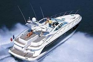 52' Fairline Targa 52 Gt 2005 Manufacturer Provided Image: Aft