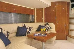 52' Fairline Targa 52 Gt 2005 Manufacturer Provided Image: Saloon