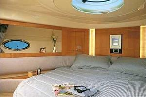 52' Fairline Targa 52 Gt 2005 Manufacturer Provided Image: Master Cabin