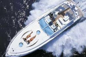 52' Fairline Targa 52 GT 2005 Manufacturer Provided Image: View From Above
