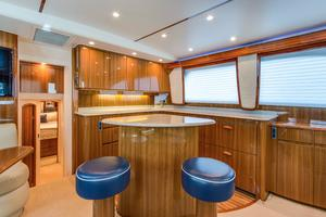 46' Viking  2013 Galley