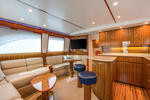 46' Viking  2013 Salon