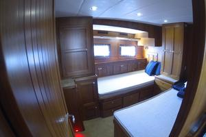 52' Krogen 52 2012 Convenient Twin Berth Guest Stateroom