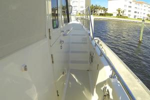 52' Krogen 52 2012 Convenient Stairs To Boat Deck & Flybridge