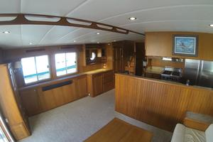52' Krogen 52 2012 Saloon Looking To Port