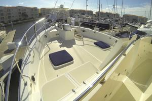 52' Krogen 52 2012 Open Uncluttered Bow w/ Portuguese Bridge