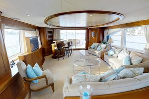 116' Azimut 116ft  Azimut 2006/2015 2006 Main Salon