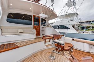 61' Sunny Briggs  2015 Cockpit