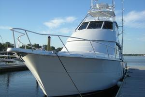 65' Hatteras Convertible 1997 Sister Ship