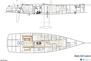 69' Baltic Yachts 65 CUSTOM 2010