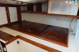 50' Shannon 50 1981 Shannon 50 Galley Refrigeration