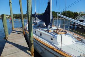 50' Shannon 50 1981 Shannon 50 Starboard View