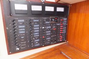50' Shannon 50 1981 Shannon 50 Electrical Panel