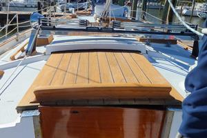 50' Shannon 50 1981 Shannon 50 Aft Companionway