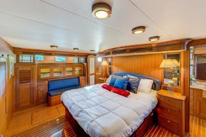 78' Marlow 2006/2017 78E Marlow Luxury Yacht 78ft 2006 Master Stateroom