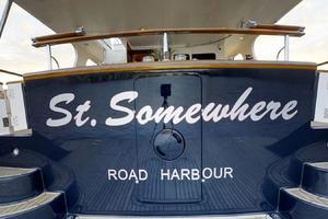 78' Marlow 2006/2017 78E Marlow Luxury Yacht 78ft 2006 Stern