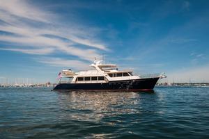 78' Marlow 2006/2017 78E Marlow Luxury Yacht 78ft 2006
