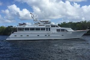 92' Broward Motor Yacht 1990