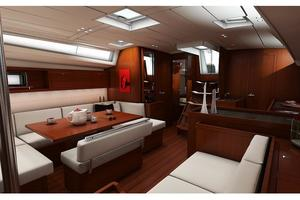 47' Beneteau America Oceanis 48 2014 Manufacturer Provided Image