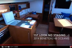 47' Beneteau America Oceanis 48 2014
