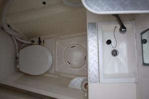 51' Leopard 51 PC 2014 Starboard Forward Crew Cabin View (2)