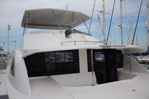 51' Leopard 51 PC 2014 Deck View (4)