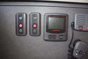 51' Leopard 51 PC 2014 Navigation Station View (2)