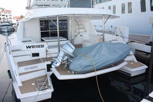 51' Leopard 51 PC 2014 Hydraulic Transom & Tender (1)