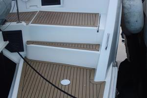 51' Leopard 51 Pc 2014 Transom View (2)