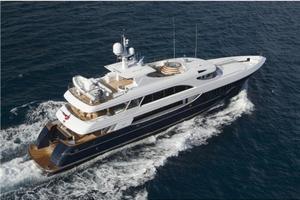 157' Trinity Yachts Tri-deck My 2006