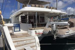 56' Lagoon 560 2011 2011 LAGOON 56 BACCHUS FOR SALE