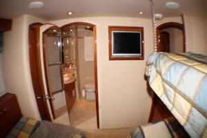 80' Hatteras 80 Motor Yacht 2005 Port Stateroom