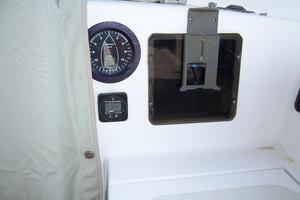50' Gulfstar Center Cockpit Sloop 1977 50 Gulfstar CC Depth/Wind Instruments