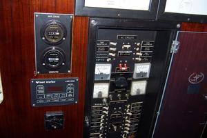 50' Gulfstar Center Cockpit Sloop 1977 50 Gulfstar CC Breaker Panel