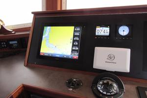 48' American Tug 485 2015 72 Mile Garmin Open Array Radar