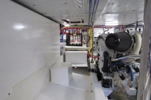 48' American Tug 485 2015 Cummins 600 hp