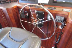 48' American Tug 485 2015 Ships Wheel