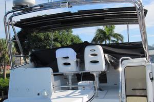 48' American Tug 485 2015 Upper Helm