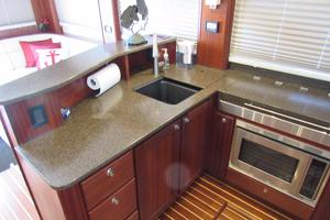 48' American Tug 485 2015 Spotless Galley