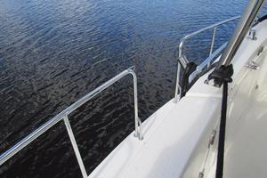 48' American Tug 485 2015 Swim Platform W/ Rail