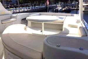 52' Bluewater Yachts Millennium 2001 Bridge