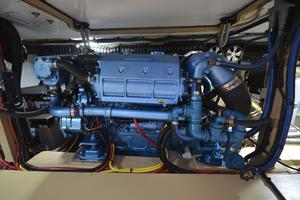 60' Shannon 53 HPS 60 Motorsailor 2010 Engine