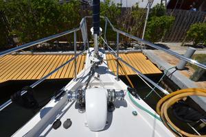 60' Shannon 53 HPS 60 Motorsailor 2010 Windlass